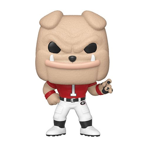 University of Georgia - Hairy Dawg Pop! Vinyl Figure