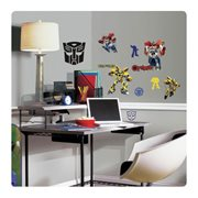 Transformers Autobots Peel and Stick Giant Wall Decals