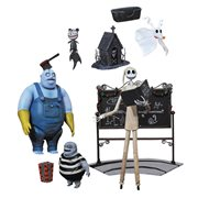 Nightmare Before Christmas Select Series 4 Figure Set