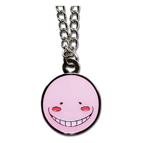 Assassination Classroom Relaxed Korosensei Necklace