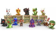 Cryptkins Series 2 Mini-Figure Display Case