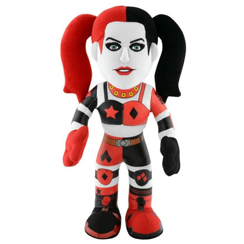 Batman Roller Derby Harley Quinn 10-Inch Plush Figure