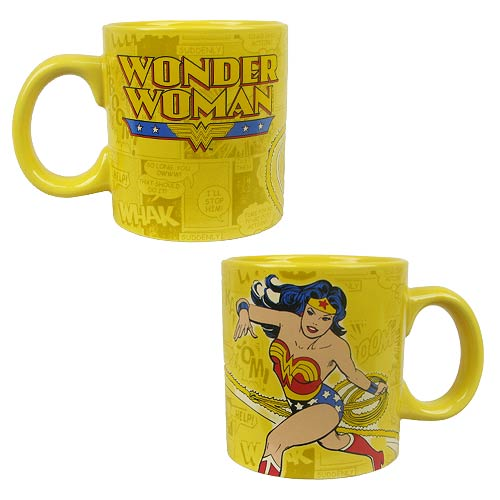 Action 20 OzJumbo Wonder Ceramic Woman Mug Yby6vIf7gm