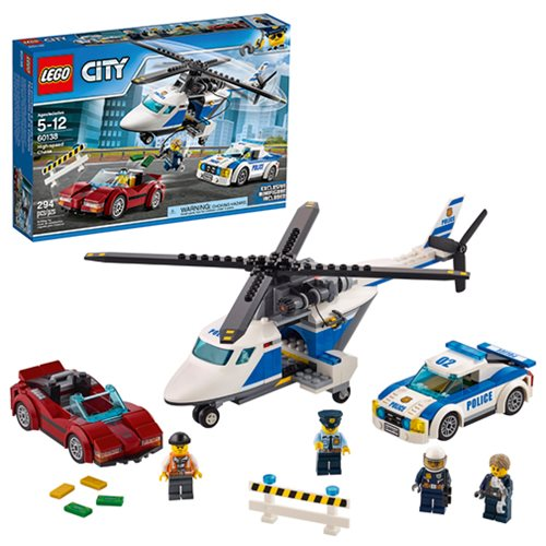 LEGO City Police 60138 High-speed Chase