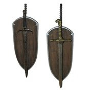 Game of Thrones 6-Inch Sword Ornament Set