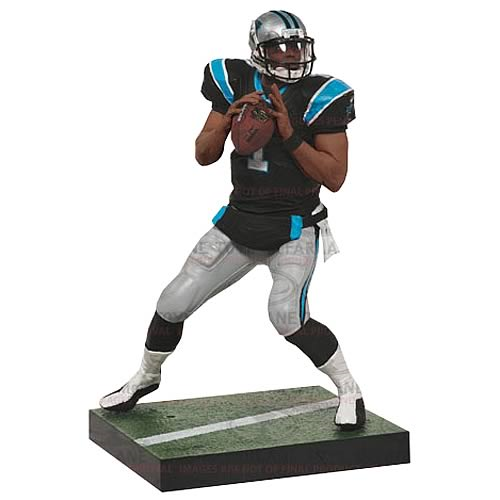 NFL Series 31 Cam Newton Action Figure