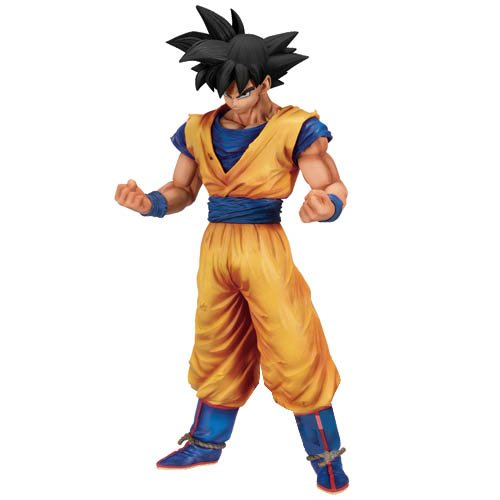 Dragon Ball Z Grandista Son Goku Version 2 Statue