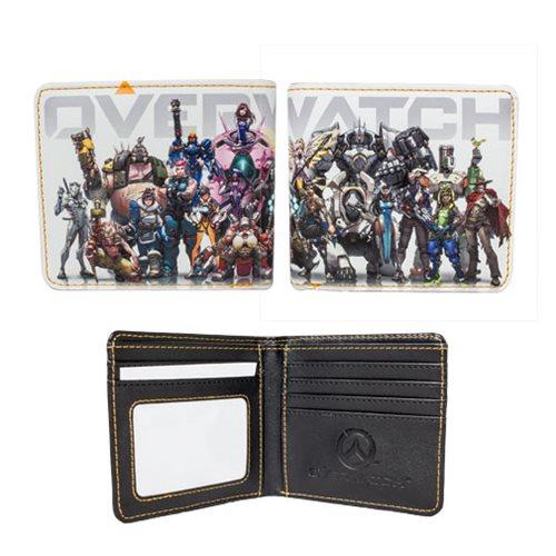 Overwatch Character Wallet