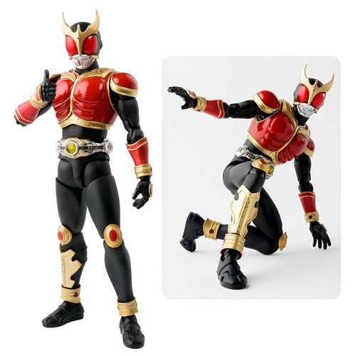 Kamen Rider Kuuga Rising Mighty Form SH Figuarts Action Figure