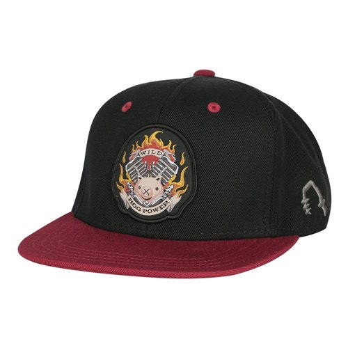 Overwatch Roadhog Snap Back Hat
