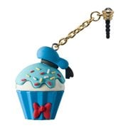 Donald Duck Cupcake D-Lish Treats Phone Charm