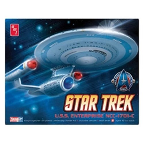 Star Trek USS Enterprise 1701-C 1:25 Model Kit