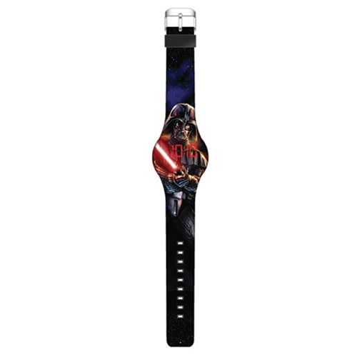 Star Wars Darth Vader Light Saber LED Watch