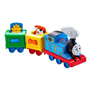 Thomas and Friends Thomas Activity Train Vehicle