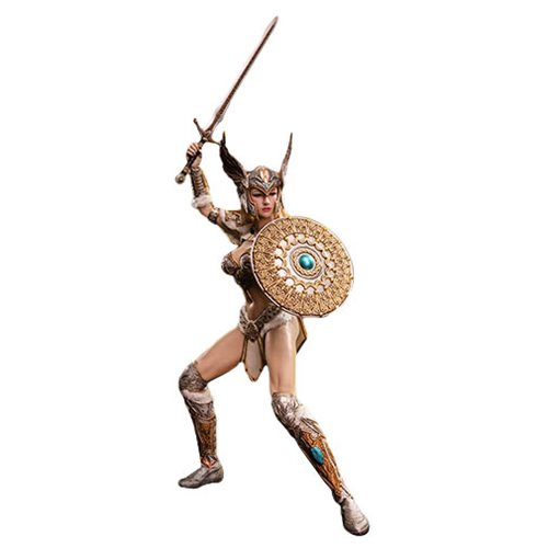 Tariah Silver Valkyrie 1:6 Scale Action Figure