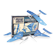 Guinness World Records Build Your Own Rubber Band Planes