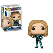 Captain Marvel Vers Pop! Vinyl Figure #42