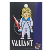 Valiant Comics Faith Herbert Pin