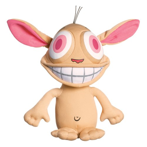 Ren & Stimpy Ren Super-Deformed 6-Inch Plush