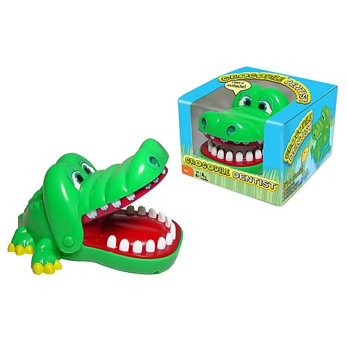 Crocodile Dentist Classic Game