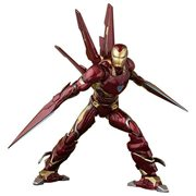 Avengers: Infinity War Iron Man Mk-50 Nano-Weapon SH Figuarts Action Figure