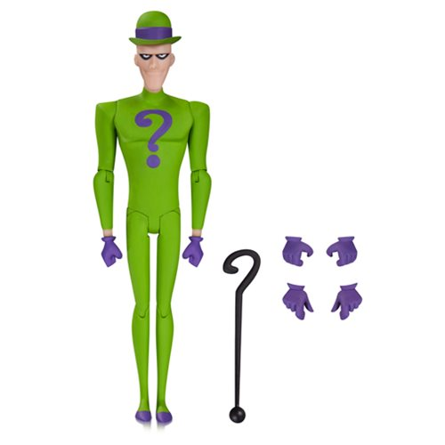 The New Batman Adventures Riddler Action Figure