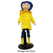 Coraline in Raincoat Articulated Action Figure