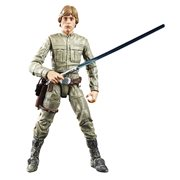 Star Wars The Black Series Empire Strikes Back 40th Anniversary 6-Inch Luke Skywalker Bespin Action Figure, Not Mint