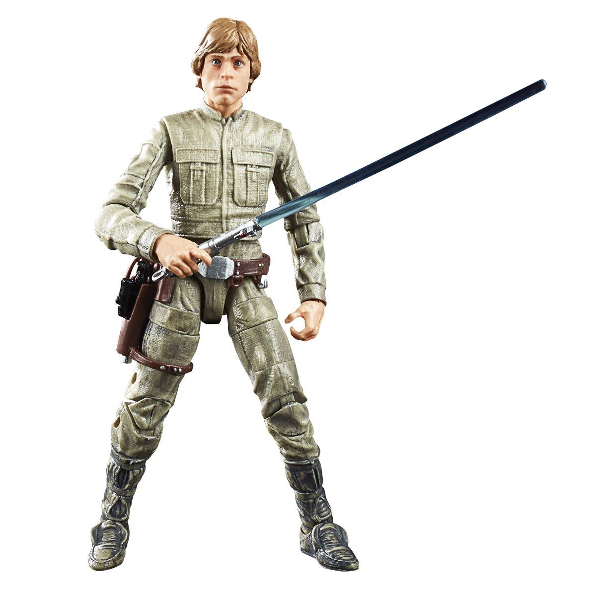 Star Wars The Black Series Luke Skywalker Bespin 6-Inch 40th Anniversary Figure