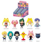 Sailor Moon Series 2 3-D Figural Key Chain Display Case