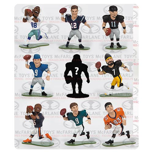 McFarlane Small Pros Football Series 3 Ben Roethlisberger Figurine STEELERS