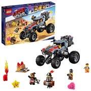 LEGO 70829 The LEGO Movie 2: The Second Part Emmet and Lucy's Escape Buggy!