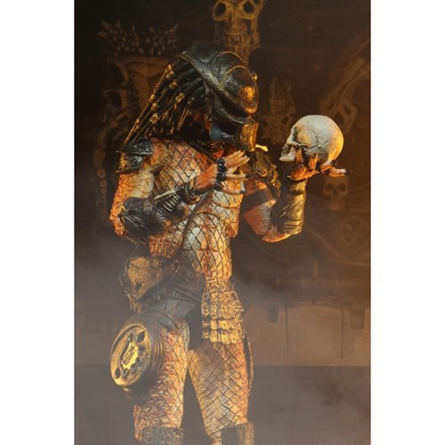 Predator 2 Ultimate Stalker 7-Inch Scale Action Figure