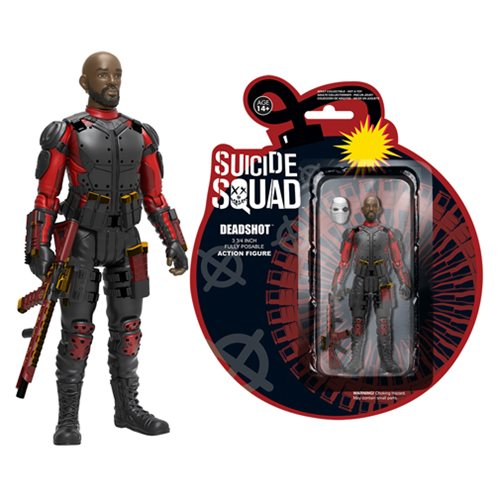 Suicide Squad Deadshot 3 3/4-Inch Action Figure