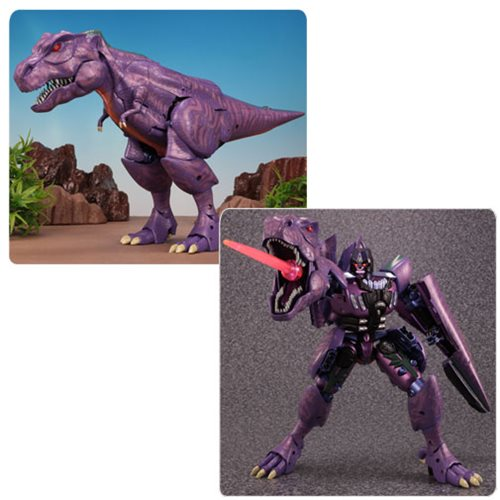 Transformers Masterpiece Edition MP-43 Beast Wars Megatron