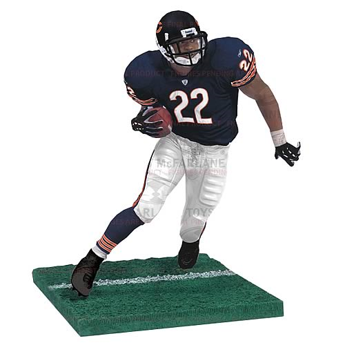 NFL Series 30 Matt Forte Action Figure