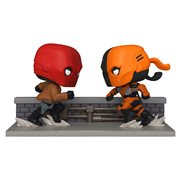 DC Comic Red Hood vs. Deathstroke Comic Moment Pop! Vinyl 2-Pack - San Diego Comic-Con 2020 Previews Exclusive