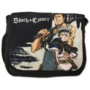 Black Clover Asta and Yami Messenger Bag