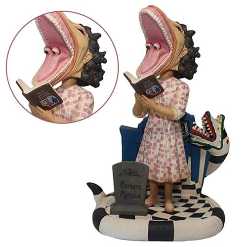 Beetlejuice Barbara Maitland Bobble Head