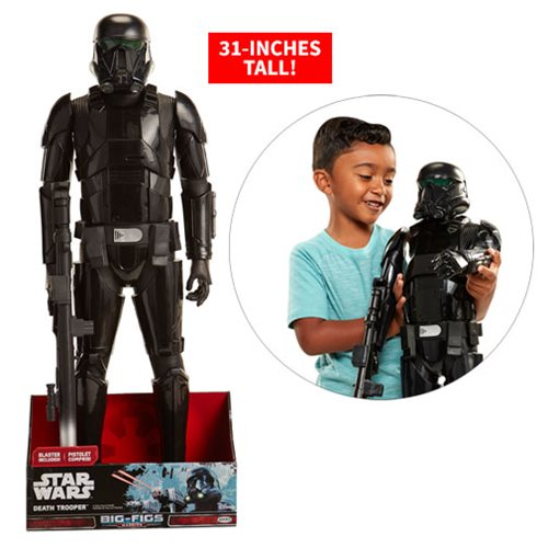 Star Wars Rogue One 31-Inch Death Trooper Big Figs Action Figure