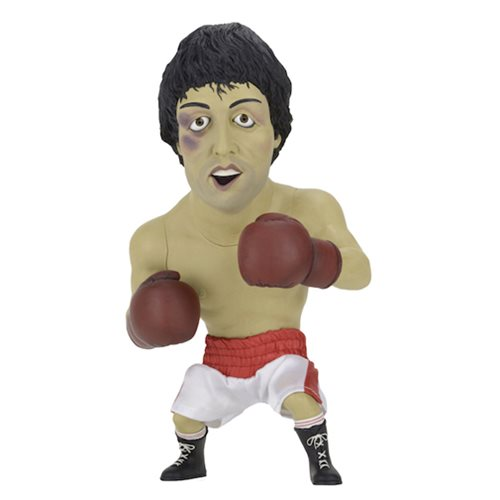 Rocky Puppet Maquette Statue
