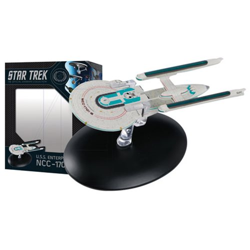 Star Trek Starships Best Of Figure #9 U.S.S. Enterprise NCC-1701B Vehicle