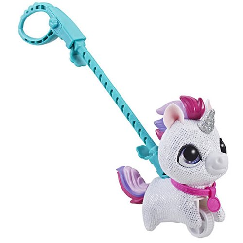 FurReal Walkalots Lil' Wags Unicorn Toy Pet