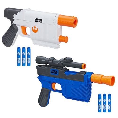 Star Wars: The Force Awakens Nerf Blasters Class II Wave 1 Set