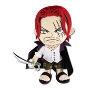 One Piece Shanks 8-Inch Plush