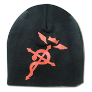 Fullmetal Alchemist: Brotherhood Flamel Cross Log Beanie Hat