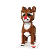 Rudolph the Red-Nosed Reindeer BRXLZ Construction Set