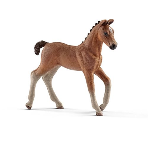 Horse Club Hanoverian Foal Collectible Figure