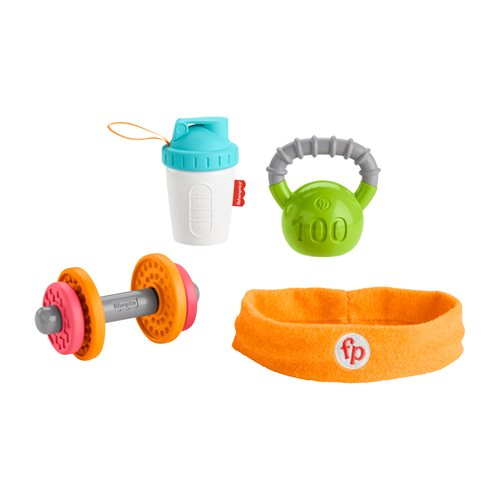 Fisher-Price Baby Biceps Gift Set, Not Mint