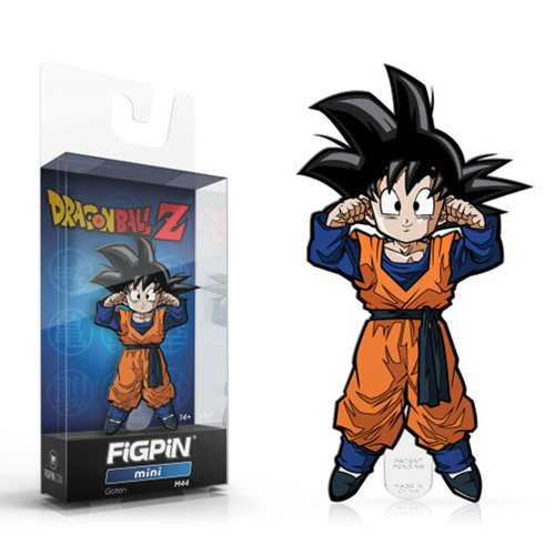 Dragon Ball Z Goten FiGPiN Mini Enamel Pin